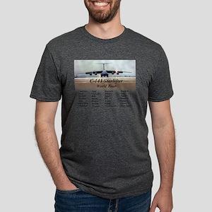 C141WorldTour Mens Tri-blend T-Shirt