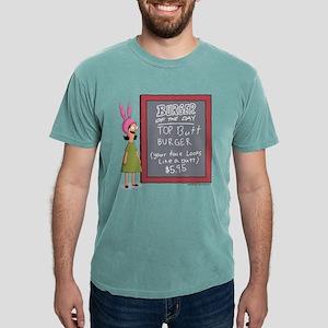 Bob's Burgers Burger of  Mens Comfort Colors Shirt