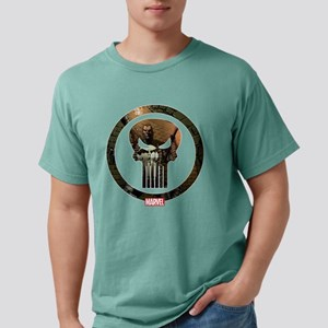 Punisher_Icon Mens Comfort Colors Shirt