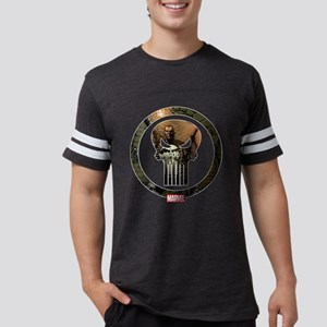 Punisher_Icon Mens Football Shirt