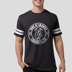 SOA Charming Dark Mens Football Shirt