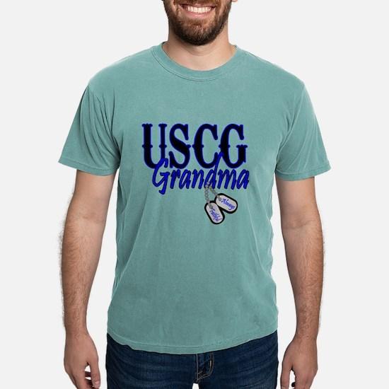 grandma Mens Comfort Colors Shirt