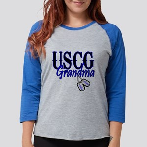 grandma Womens Baseball Tee