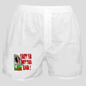 Yakety Yak Boxer Shorts