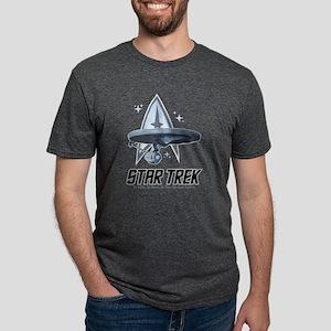 Star-Trek-Saying Mens Tri-blend T-Shirt