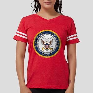 Navy  Womens Football Shirt