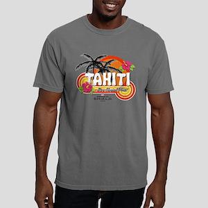 MAOS_GreetingsFromTahiti Mens Comfort Colors Shirt