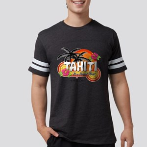 MAOS_GreetingsFromTahiti3-Ligh Mens Football Shirt