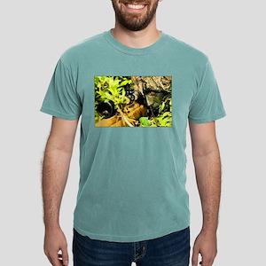 Marine Sniper Mens Comfort Colors Shirt