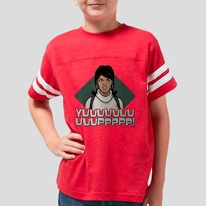 Archer Lana Yup Light Youth Football Shirt