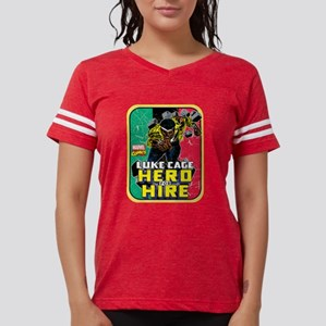 Classic Luke Cage Wall Break Womens Football Shirt