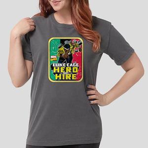 Classic Luke Cage Wall Womens Comfort Colors Shirt