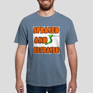 SPRAYED Mens Comfort Colors Shirt