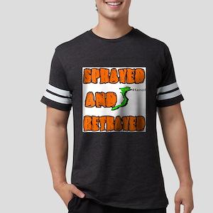 SPRAYED Mens Football Shirt