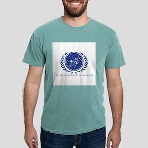 Star Trek; United Federa Mens Comfort Colors Shirt