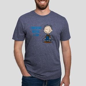 Pig Pen - Conserve Water, I Mens Tri-blend T-Shirt