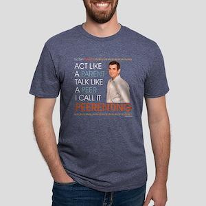 Modern Family Peerenting Li Mens Tri-blend T-Shirt