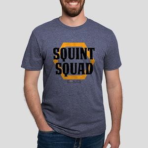 Bones Squint Squad Light Mens Tri-blend T-Shirt