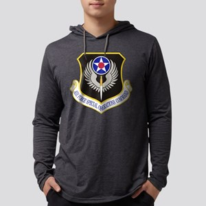 USAF Special Operations Command  Mens Hooded Shirt