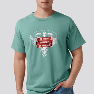 One Trick Be There Mens Comfort Colors Shirt