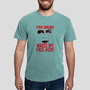 Rocky Horror Face Ache L Mens Comfort Colors Shirt
