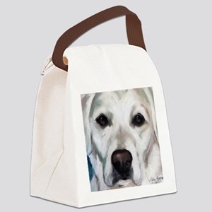 Old Yella Canvas Lunch Bag