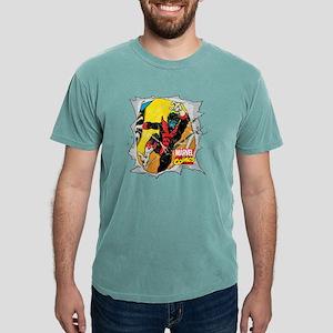 Nightcrawler X-Men Mens Comfort Colors Shirt