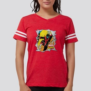 Nightcrawler X-Men Womens Football Shirt