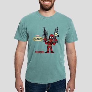 Deadpool Gonna Die Mens Comfort Colors Shirt