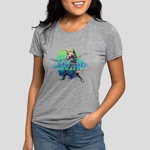 Hawkeye Version C Womens Tri-blend T-Shirt