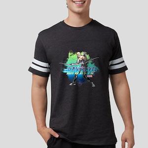 Hawkeye Version C Mens Football Shirt