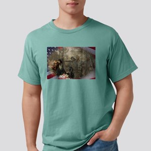 Vietnam Veterans Memoria Mens Comfort Colors Shirt