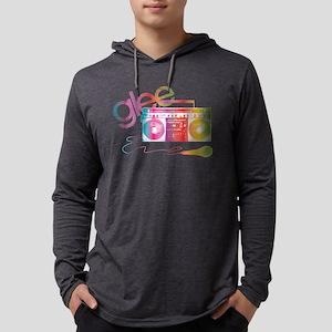 Glee Boombox Light Mens Hooded Shirt