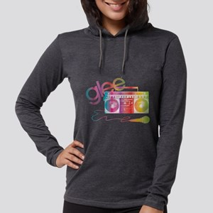 Glee Boombox Light Womens Hooded Shirt