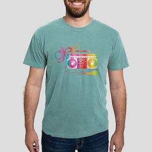 Glee Boombox Light Mens Comfort Colors Shirt