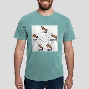 LizardSpock Mens Comfort Colors Shirt