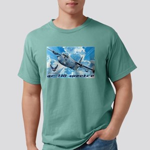 Air Force AC-130 Spectre Mens Comfort Colors Shirt