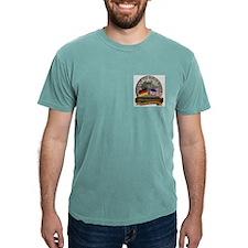 Wall Mens Comfort Colors Shirt