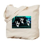 Ghosts of railroads Past ! Tote Bag