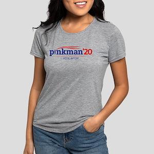 Pinkman Vote Bitch Womens Tri-blend T-Shirt