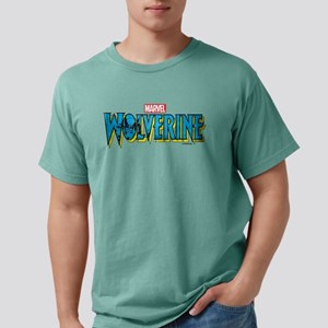 WolverineLogo light Mens Comfort Colors Shirt