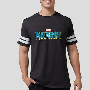 WolverineLogo light Mens Football Shirt