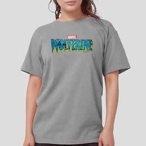 WolverineLogo light Womens Comfort Colors Shirt