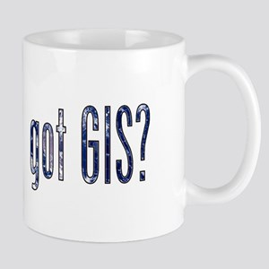 It's a Big World/Got GIS? Mug