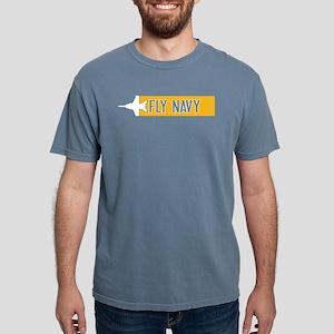 U.S. Navy: Fly Navy (F-1 Mens Comfort Colors Shirt