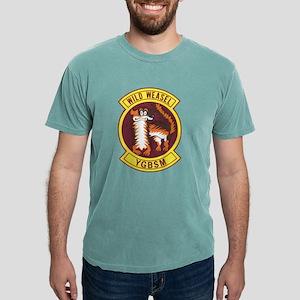 wildweasel Mens Comfort Colors Shirt