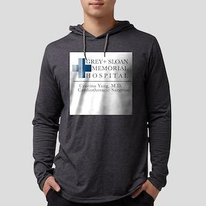 ZCRISTINA Mens Hooded Shirt