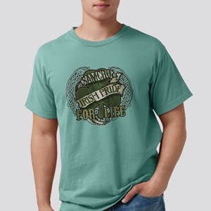SOA Irish Pride for Life Mens Comfort Colors Shirt