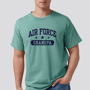 airforcegrandpa222 Mens Comfort Colors Shirt