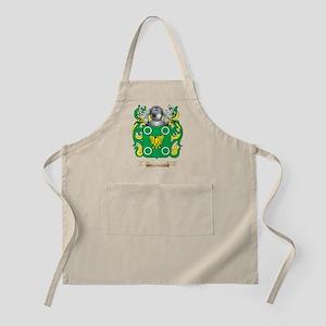 McGonagle Coat of Arms - Family Crest Apron